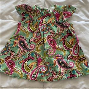 Vera Bradley Baby dress and bloomers